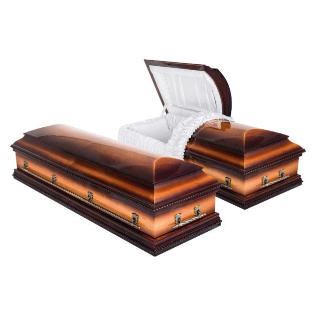 Гроб эксклюзивный №25