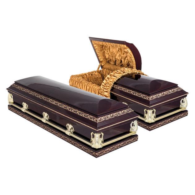 Гроб эксклюзивный №27