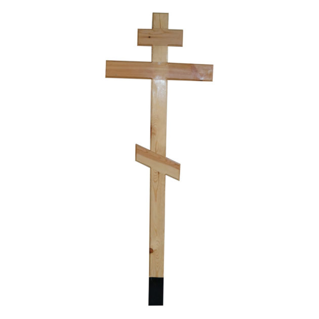 Крест (сосна) 220 см