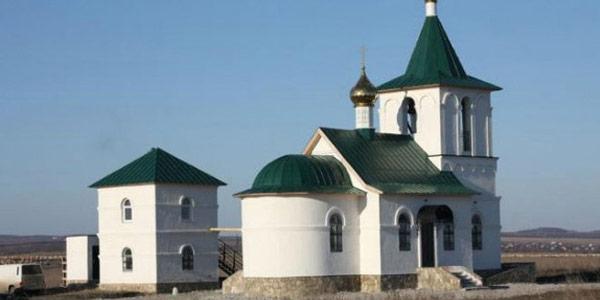 Новое кладбище (новое Елшанское)