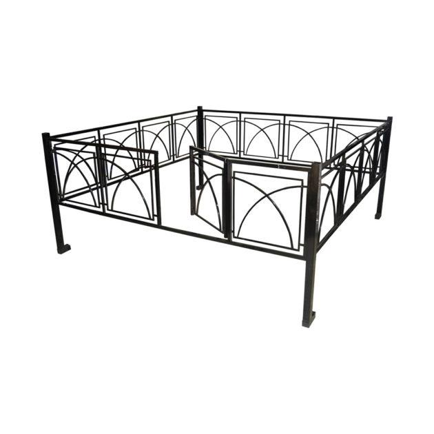 Ограда 2x2м (94см)