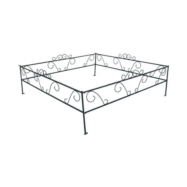 Ограда 2x2м (70см)