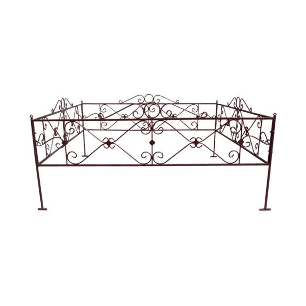 Ограда 2x2м (85см)