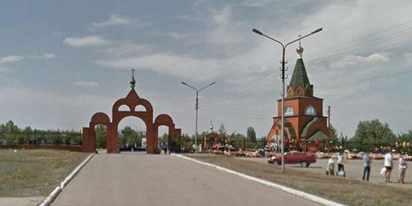 Старое кладбище (старое Елшанское)