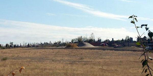 Сторожевское кладбище